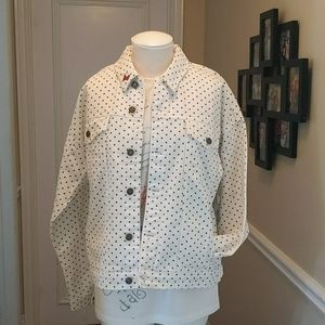 Brand new Minnie Mouse denim jacket